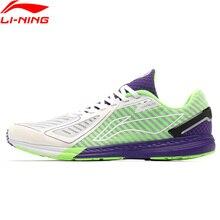 Li-Ning CLOUD Sneakers Sport-Shoes Marathon Men Break-Code ARBN235