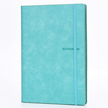 2019 Reusable Eraserable Notebook Diary Notepad Vintage PU Leather Elinbook A5 Paper Note Book Stationery Gift Traveler Journal
