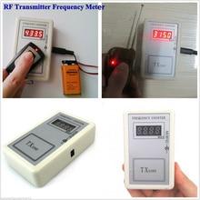 כף יד שלט רחוק מד תדר 250 1000MHZ RF משדר דלפק עבור רכב מרחוק מפתח Cymometer גלאי תדר מבחן