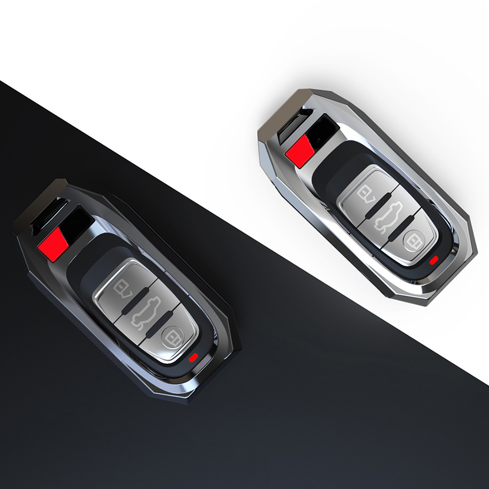 Remote Smart Key Cover Case Shell For <font><b>Audi</b></font> A1 A3 A4 A5 <font><b>A6</b></font> A7 A8 Quattro Q3 Q5 Q7 2009 2010 2011 2012 2013 <font><b>2014</b></font> 2015 image