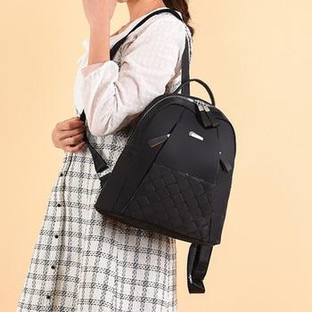 цена 2020 New Preppy Style Students female Backpack Girl Teenage School Bags Women Lightweight oxford Junior High School Backpack bag онлайн в 2017 году