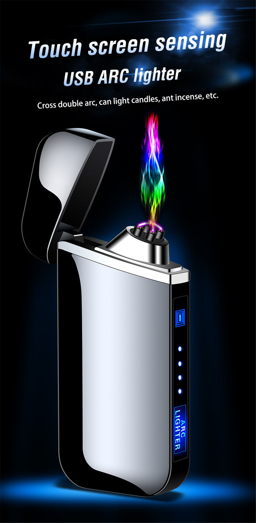 USB Arc Lighter