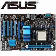 For AMD 870 ASUS M4A87T PLUS Motherboard Socket AM3 M4A87T-PLUS Systemboard DDR3 8GB ATX Desktop Mainboard SATA III Used(China)