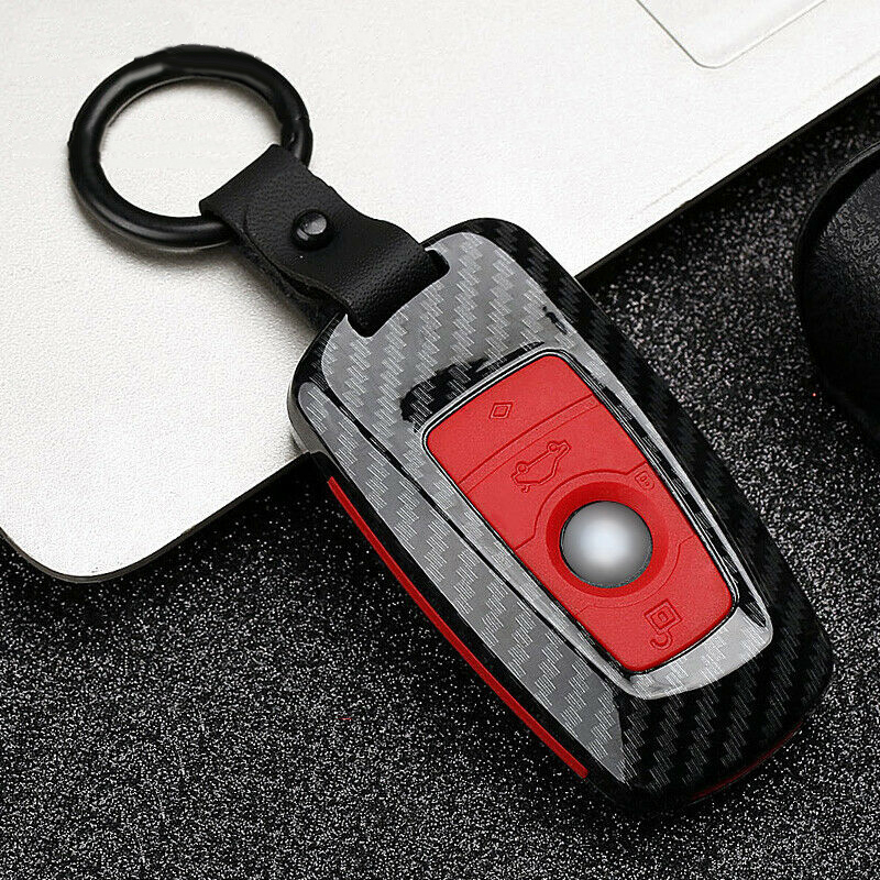 1pc Silicone ABS Key Fob Cover Case Exquisite Keychain Durable For BMW 520 525 F30 F10 F18 118i 320i 1 3 5 7 Series x3 x4 m3 in Key Case for Car from Automobiles Motorcycles