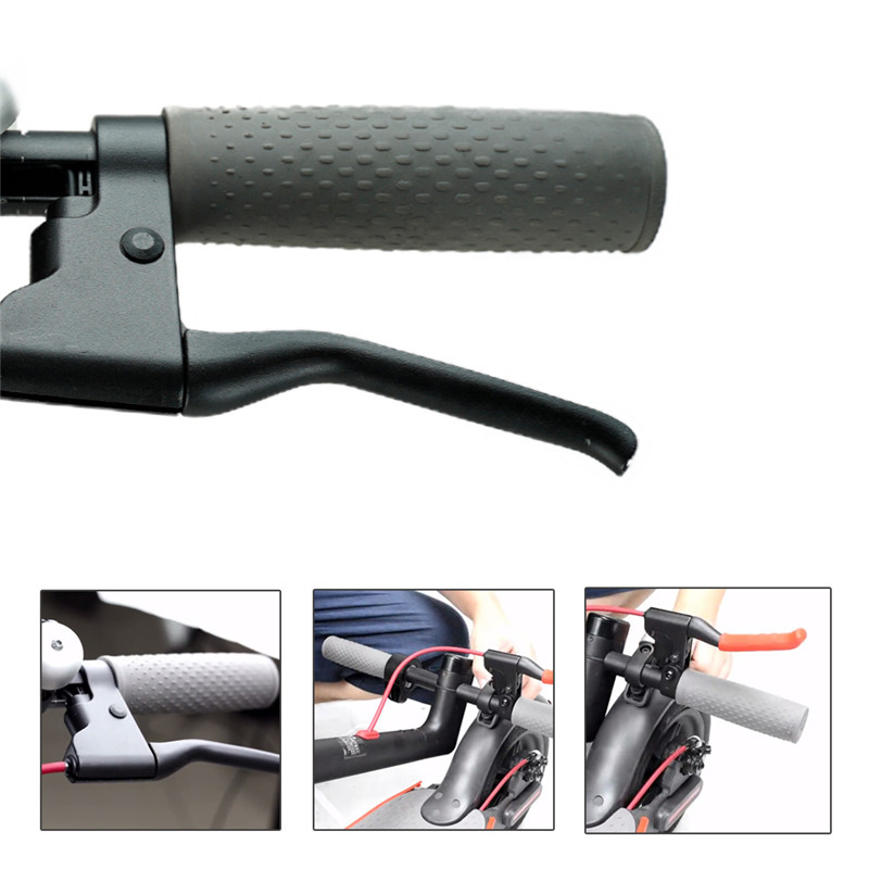1 Pair Millet Scooter Handlebar Cover Silicone Handle Bar Grip For Xiaomi Mijia M365 Pro Anti-Slip Scooter Protection Handgrip