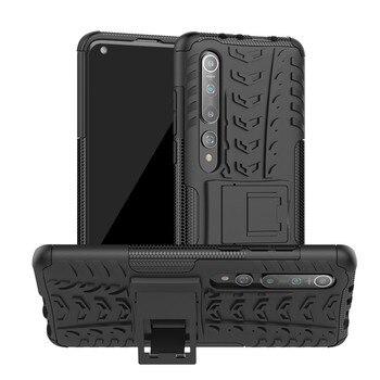 Funda armadura para Xiaomi Mi 10 Pro, carcasa de TPU y PC, carcasa protectora trasera para Xiaomi Mi 10 5G, Funda de 6,67 pulgadas