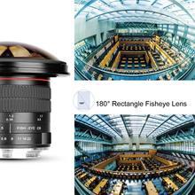 مايكه 8 مللي متر F3.5 جدا HD فيش دليل عدسة لنيكون F جبل D7100 D5300 D750 D3100 D3200 D5100 D90 DSLR كاميرا APS C/كامل فرام