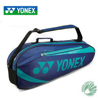 Original Yonex Racquet Sport Badminton Bag 8923CR Professional 3 Pcs Racket Bag