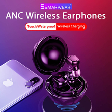 Bluetooth Earphones Wireless Earbuds Touch Control  With Mic Earphone Headset Sweatproof Sport Charging Case