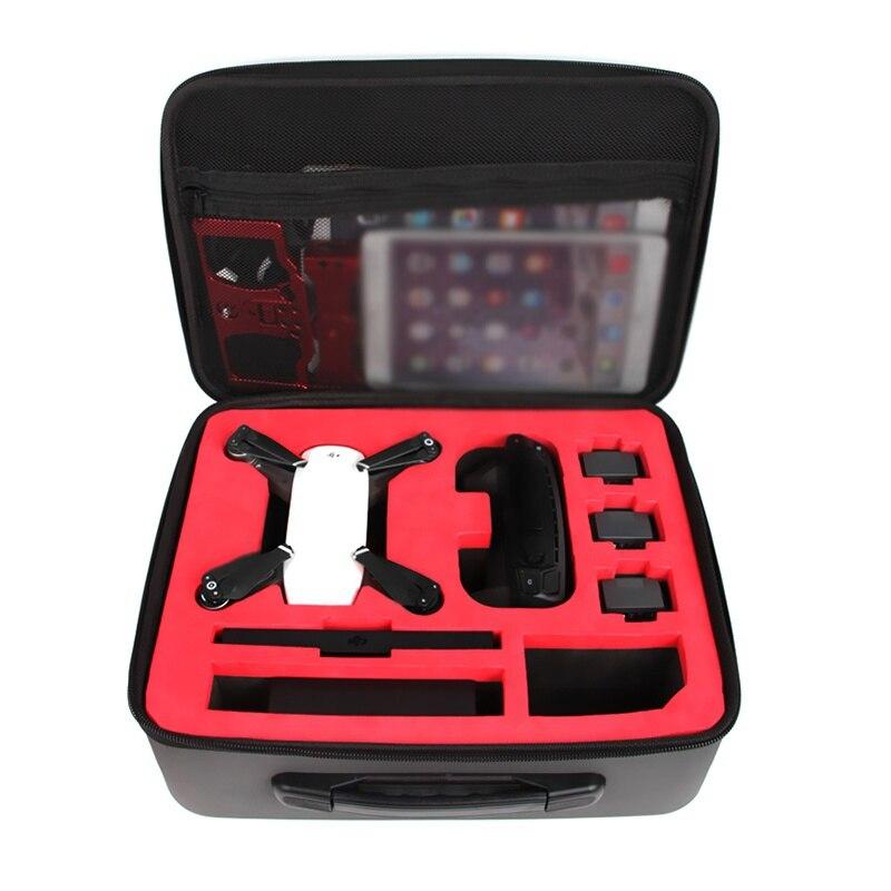 Pour DJI Mavic 2 PRO AIR Spark sac de rangement combiné universel Drone accessoires étui de protection valise pour radiocommandé