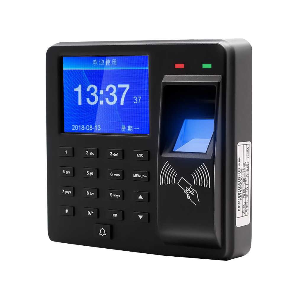 M10 バイオメトリック指紋アクセス制御インターホン機デジタル電気 rfid アクセスドアロックキータグ