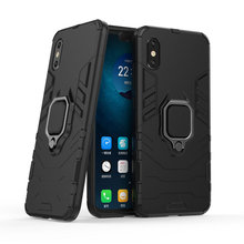 Armor Shock Proof Case For Xiaomi Mi 8 Mi8 Explorer 3D Shield PC+Silicone Phone Cover Pro 8Pro Capa