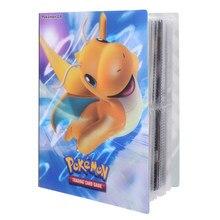 Porte-Album pour cartes Pokemon, collection de jouets, livre, liste des plus chargées, jouets, cadeau pour enfants, 240 pièces
