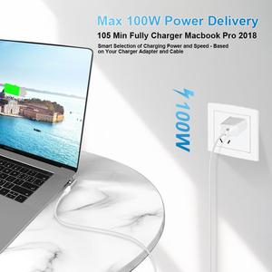 Image 5 - 9PINS Magnetic USB type C Adapter USB 3.1 480Mbps date transfer speed 100W Quick Charge Compatible for Pixelbook