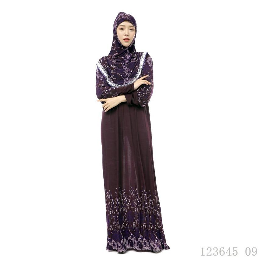 Top SaleClothing-Set Outfits Dress Ramadan Islamic Arab-Middle-East Muslim Prayer Traditional