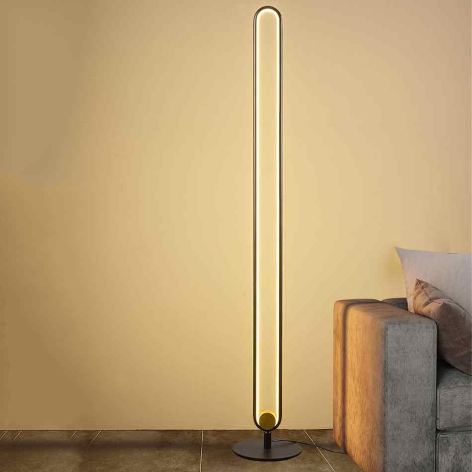 Modern Annular Floor Lamp Nordic