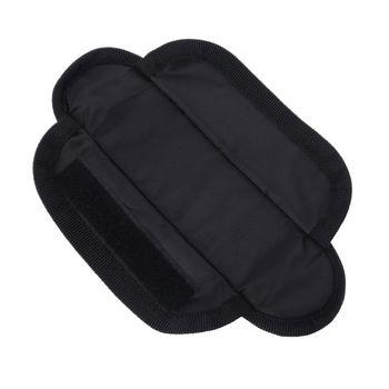 Trwałe otwieranie paska na ramię poduszka na pasek zamiennik torby podróżnej HX6D tanie i dobre opinie CN (pochodzenie) Unisex Poliester Bawełna see the picture HX6D3TT701287 Klocki barkowe antypoślizgowe