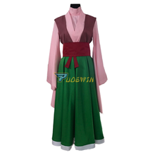 Anime Hunter x Hunter Alluka Zoldyck Aruka Cosplay Costume