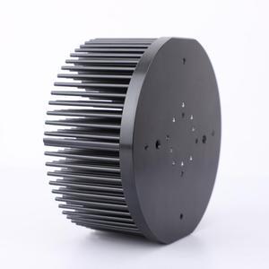 Image 3 - DIY CREE COB CXB3590 led 조명 부품 이상적인 홀더 50 2303CR 핀 핀 방열판 Meanwell 드라이버 100mm 유리 렌즈/반사경