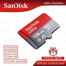 SanDisk – carte micro SD UItra, 16 go/32 go/64 go, classe 10, 80 mo/s, tf, carte mémoire