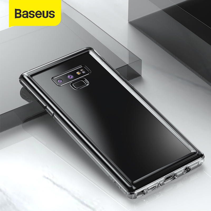 Military Level Anti Knock Case For Samsung Note 9 Thin Clear Protective Soft Silicone Case For Samsung Galaxy Note 9 Capa