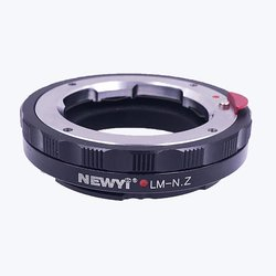 Manual MACRO FOCUS Lens Mount Adapter for LEICA M LM Lens to for SONY e-mount NEX Camera Zoom adapter ring