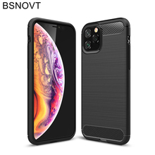 For Case iPhone 11 Pro Soft Silicone Dirt-resistant Bumper Apple Cover 5.8 BSNOVT