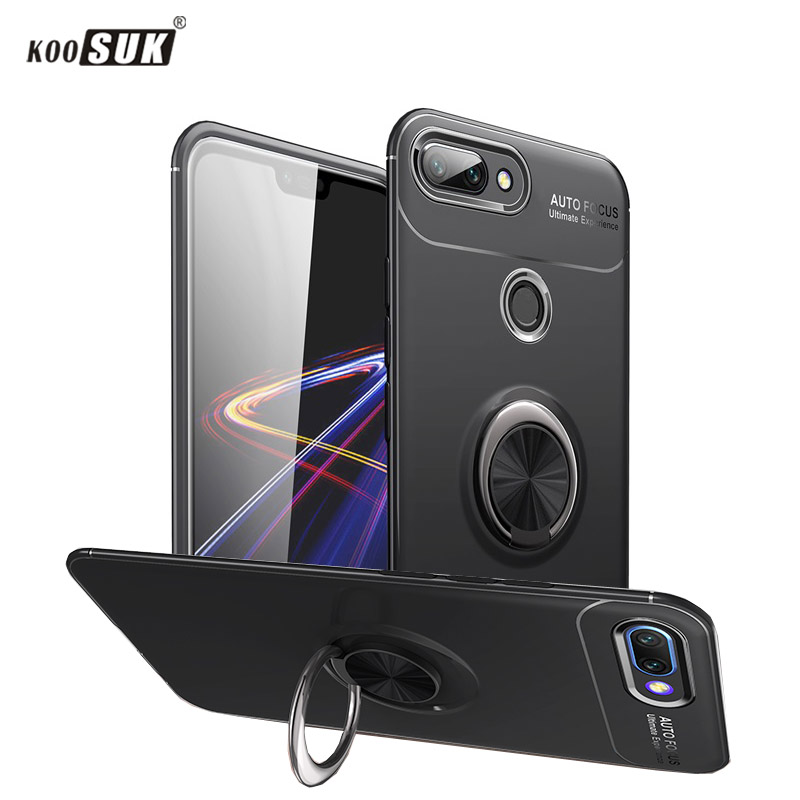 Casing For Huawei <font><b>P</b></font> <font><b>Smart</b></font> Case Covers Luxury Ultra Slim Phone Back Shell Full Protective sFor Huawei <font><b>P</b></font> <font><b>Smart</b></font> Cover <font><b>5.65inch</b></font> Case image