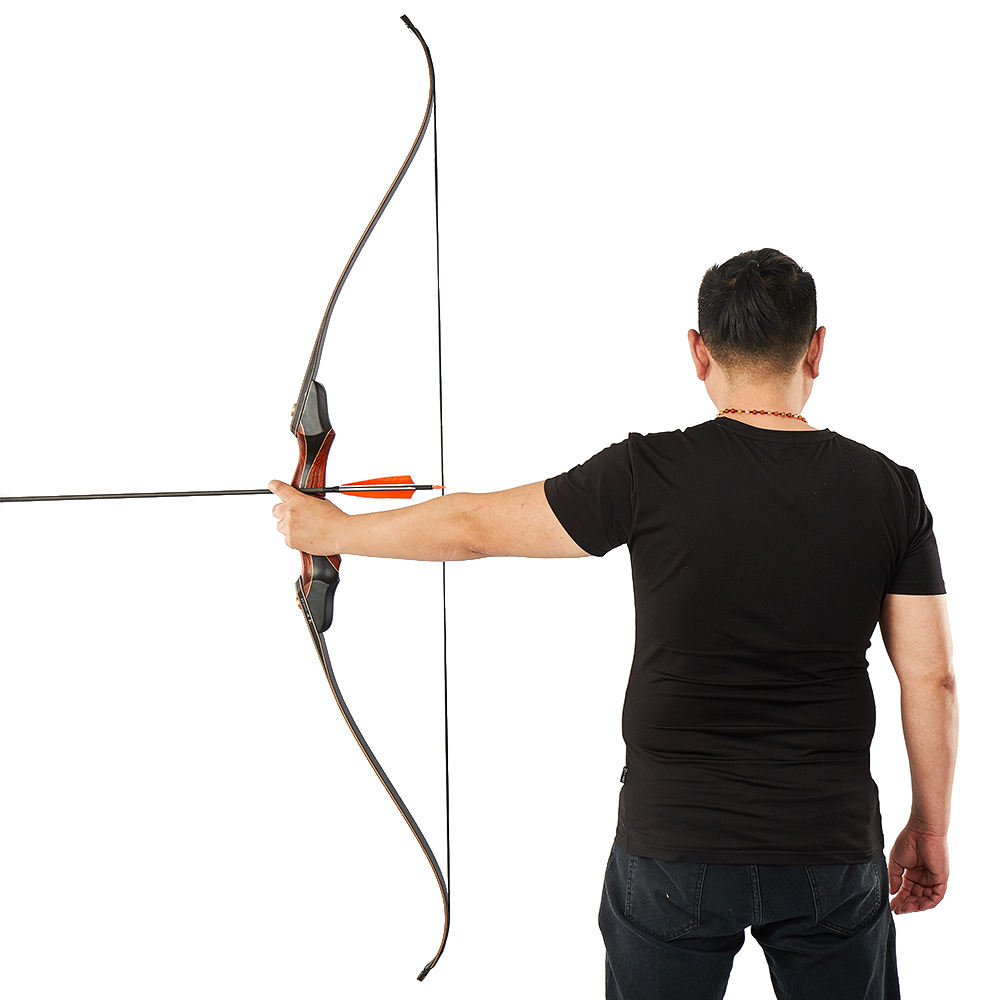 2020 Newest Archery Bow For Hunting Wooden Riser Take Down Bow For Shooting Archery Target Sport Shooting