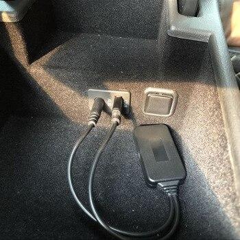 For BMW E90 E91 E92 E93 Adapter Bluetooth Radio AUX Accessories Wireless