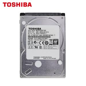 "Image 2 - TOSHIBA Laptop Hard Drive Disk 1000G 1TB Internal HDD HD 2.5"" 5400 RPM  128M Cache 7mm SATA3 MQ04ABF100 Original for Notebook"