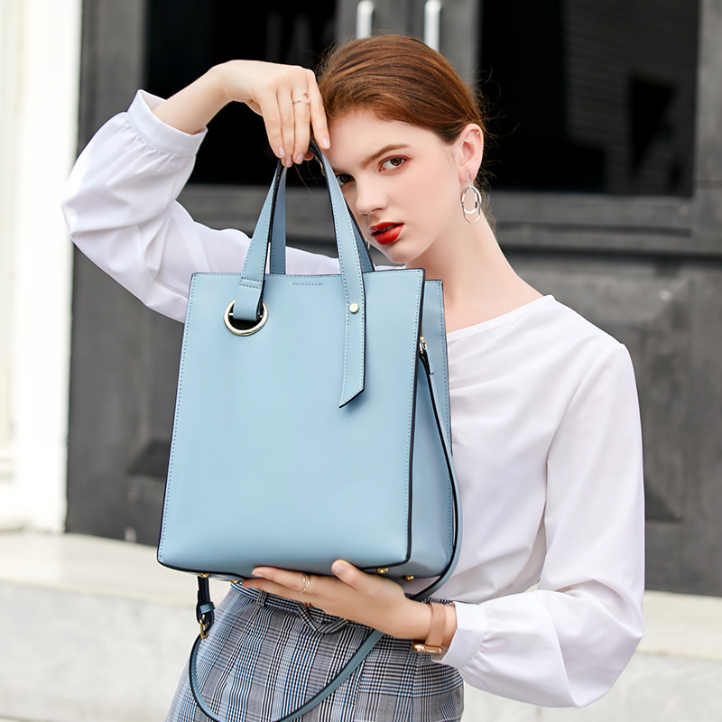 Women Bag Computer Bag Handbags Large Capacity Leather Laptop Bag New Shoulder Bag High Quality Office Bags For Women Briefcase