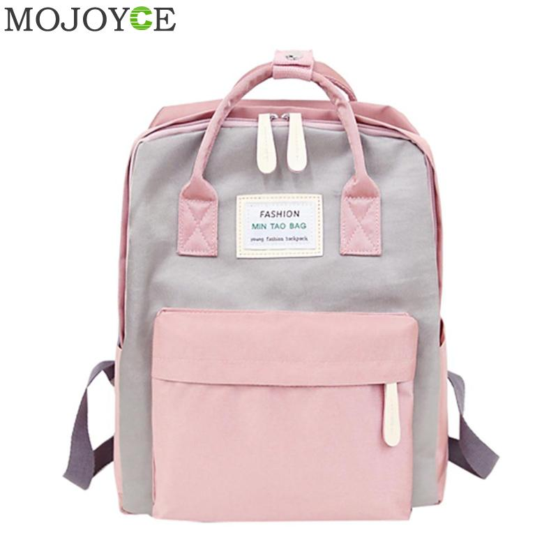 Nylon Waterproof Women Laptop Backpacks Brand Designer Travel Schoolbags For Teenager Girls Shoulder Bags Mochila Feminina
