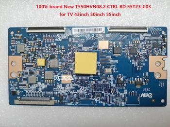 100% brand new T con Board For Sony 43 50 55 Inch T550HVN08.2 CTRL BD 55T23-C03 Logic Board image