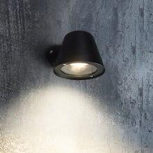 Уличный настенный светильник Водонепроницаемый ip44 крыльцо