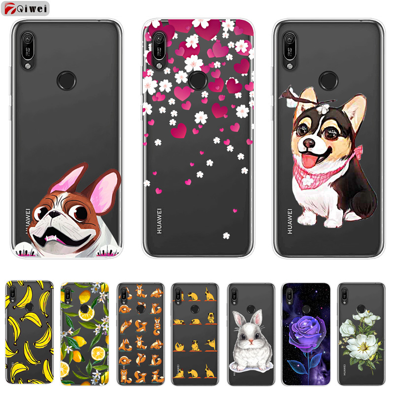 For <font><b>Huawei</b></font> Y6 <font><b>2019</b></font> Case 6.09