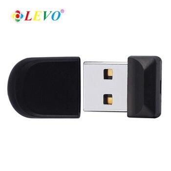 Super mini pen drive 32GB pendrive 64GB metal usb flash 8GB memory 16GB cle 2.0 disk 128GB