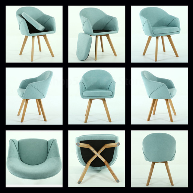 Nordic Living Room Lounge Chair  4
