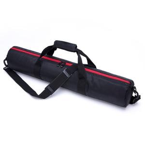 Image 2 - Profesyonel Tripod çantası Monopod kamera çantası omuz taşınabilir Tripod ışık standı paketi Oxford bez çanta fotoğraf saklama çantası