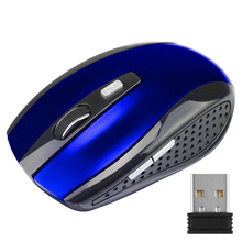 PC Cordless Optical Game Mice