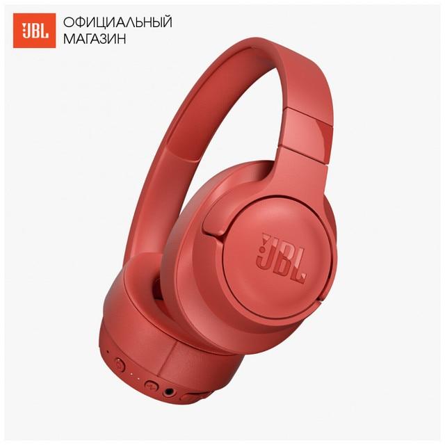 Earphones & Headphones JBL JBLT750BTNC  Portable Audio headset Earphone Headphone Video with microphone wireless T750BTNC 4