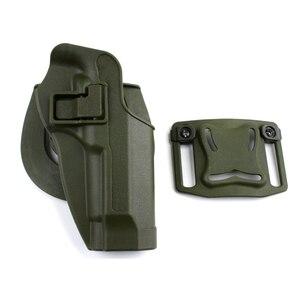 Тактическое снаряжение Beretta M9 92 96 оружейный чехол Левая/правая рука пояс кобура военный пистолет пояс кобура страйкбол охотничье оборудова...