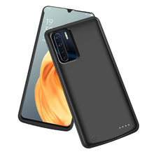 Battery Charge Cases For OPPO A91 6800mAh Charging Case Exte