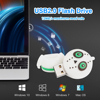 High Speed U Disk USB 2.0 Computer Memory Stick Ghost/Mummy Shaped Mobile Flash Drive for PC Computer Accessories