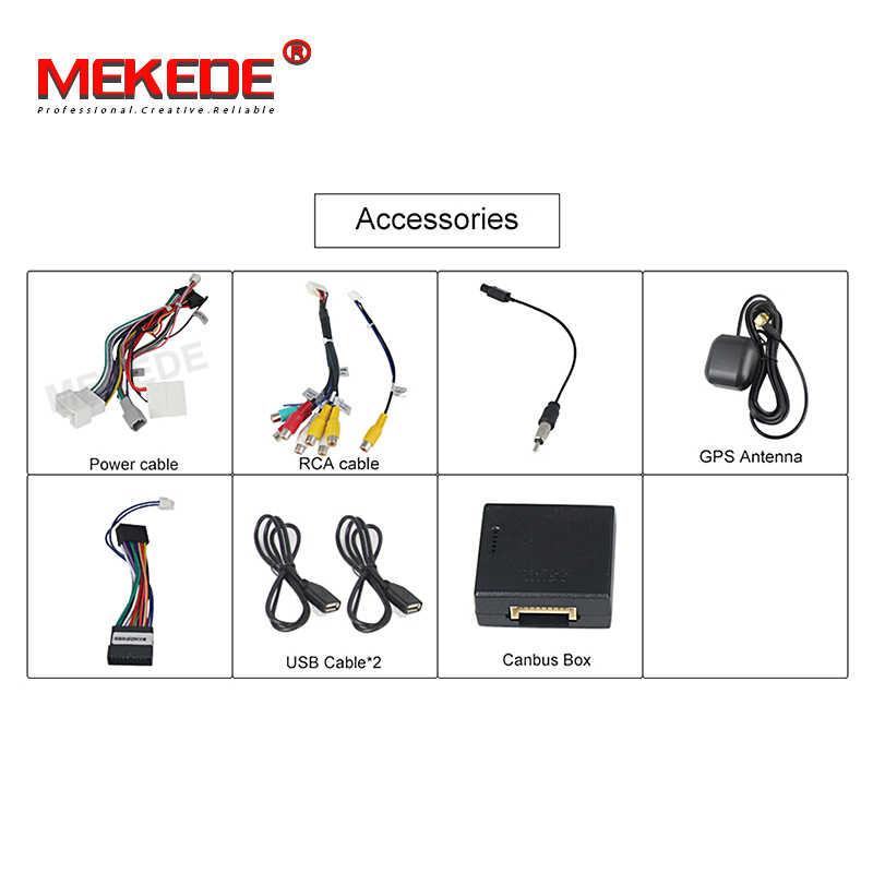 MEKEDE DSP для Duster/Logan/Dacia/Sandero/Captur/Lada/Xray 2/Logan 2 2 2G 32G Android 9,0 Автомобильный мультимедийный dvd gps радио плеер