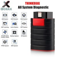 Professional Thinkdiag full system Diagnostic scanner read system fault codes Tinkcar THINK DIAG with 16 kinds of reset function