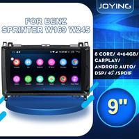 92 din Android 8.1Head Unit Octa Core For Benz Sprinter W169 W245 W906 Viano Vito W639 B200 GPS Navigation Car NO DVD FM Player