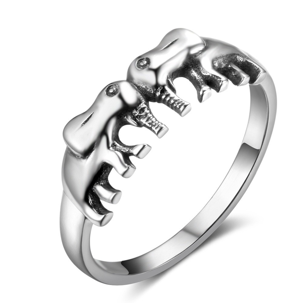 Exclusive Silver Plated Angel Wings Ring For Men Women Gothic Steampunk Party Anniversary Ring Adult Unisex Jewelry Gift H4T739 9