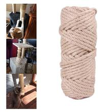 Sisal-Rope Cat-Tree Scratching for Post Natural 4mm/6mm-Accessories DIY NEW Home