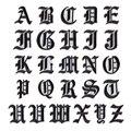 1 шт. A-Z на высоком каблуке 5 см, с английскими буквами черная нить смешанные с нашитыми буквами на значке приклеивающиеся утюгом нашивки для ...